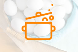 Baguette rellena con huevo