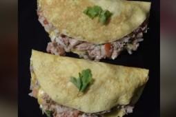 Omelette de Atún