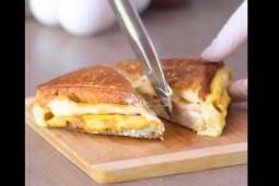 Sándwich de huevo