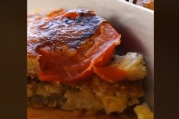 TORTILLA CHOCLO TOMATE