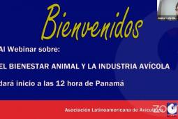 Seminario de ALA sobre bienestar animal en actividad avícola
