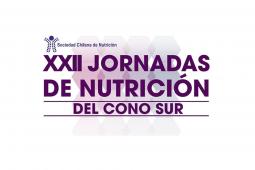 XXII Jornadas de Nutrición del Cono Sur